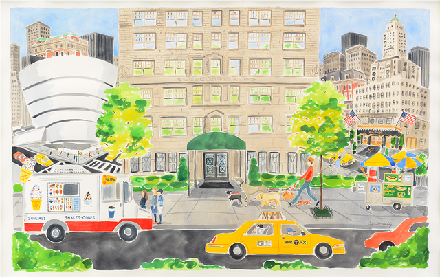 Caitlin McGauley, '5th Avenue', ArtStar