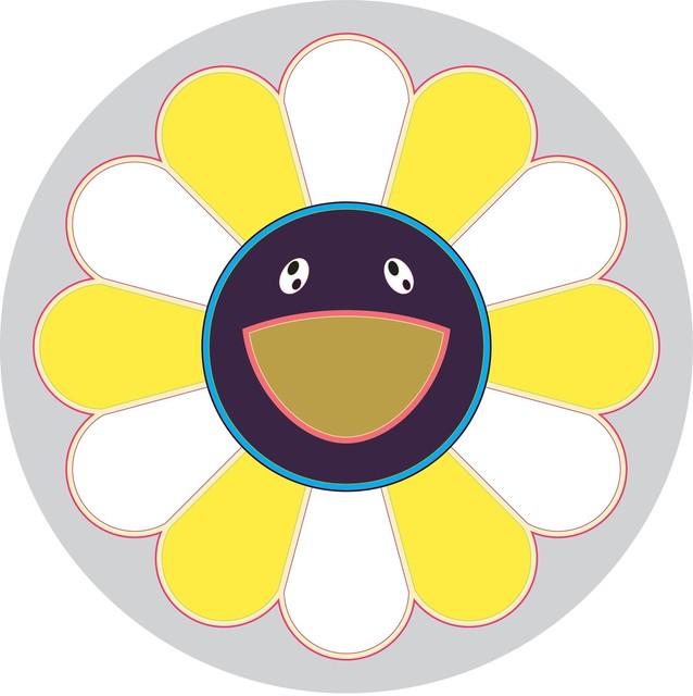 Takashi Murakami, 'Flower of Joy - Easter Rabbit', 2007, Gagosian