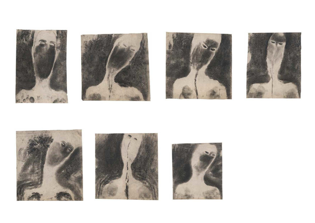 Miriam Cahn, 'L.I.S geburtstag', 1988, Galerie Jocelyn Wolff