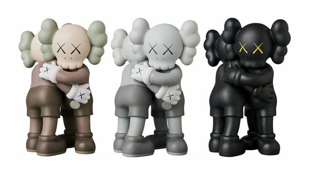 KAWS, 'Together (Set of 3)', 2018, Curator Style