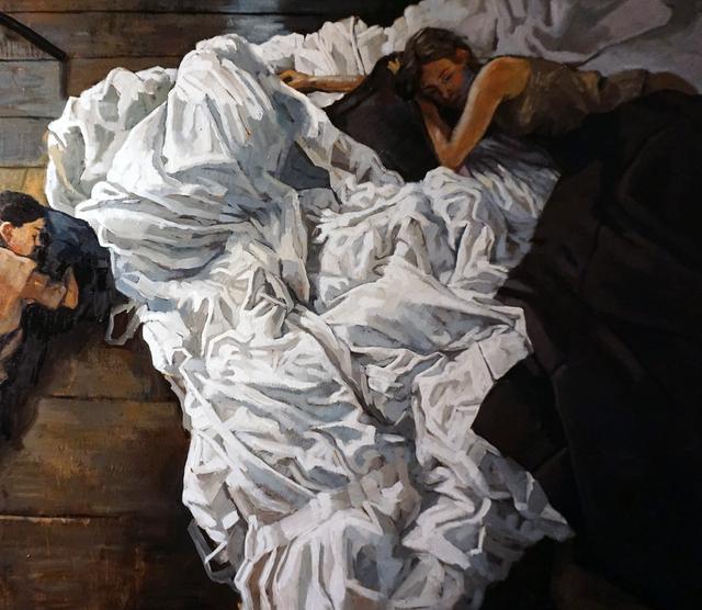 , 'Sleepless Night,' , GALLERI RAMFJORD