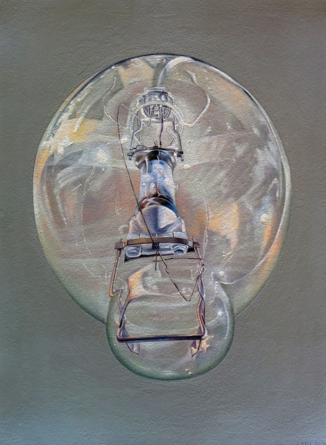 , 'Light Bulb,' 2018, Sue Greenwood Fine Art