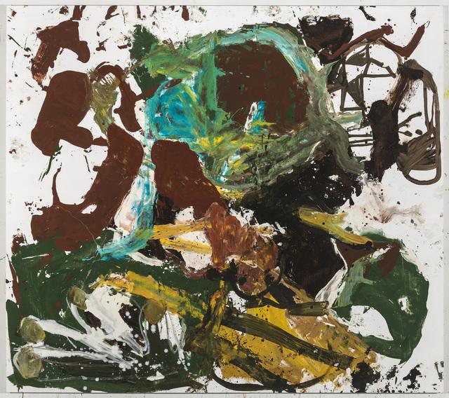 Anke Weyer, 'A Foot In Each Corner', 2018, NINO MIER GALLERY
