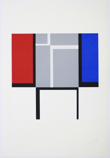 Leon Polk Smith, 'Werkubersicht/Work-Overview B', 1947-1987, Betsy Senior Fine Art