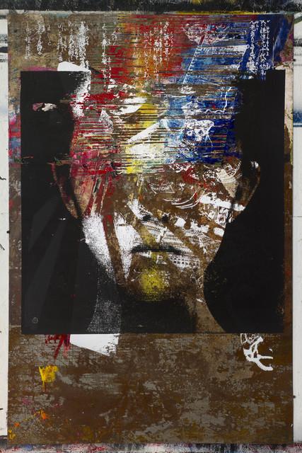 , 'Light Warrior #2,' 2017, Galerie LeRoyer