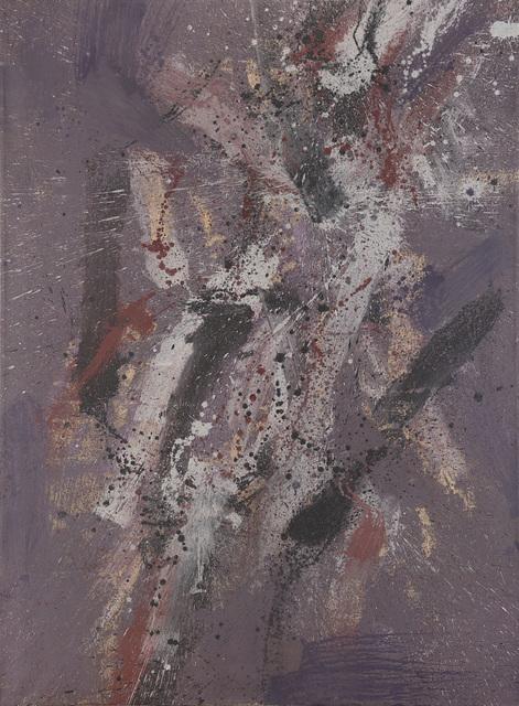 Toti Scialoja, 'Tredici maggio', 1989, Il Ponte