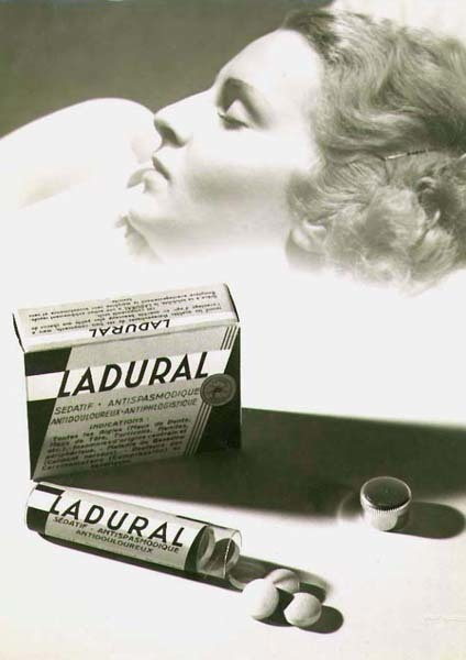 Willy Kessels, 'Advertising Photograph for Ladural', 1935c/1935c, Contemporary Works/Vintage Works