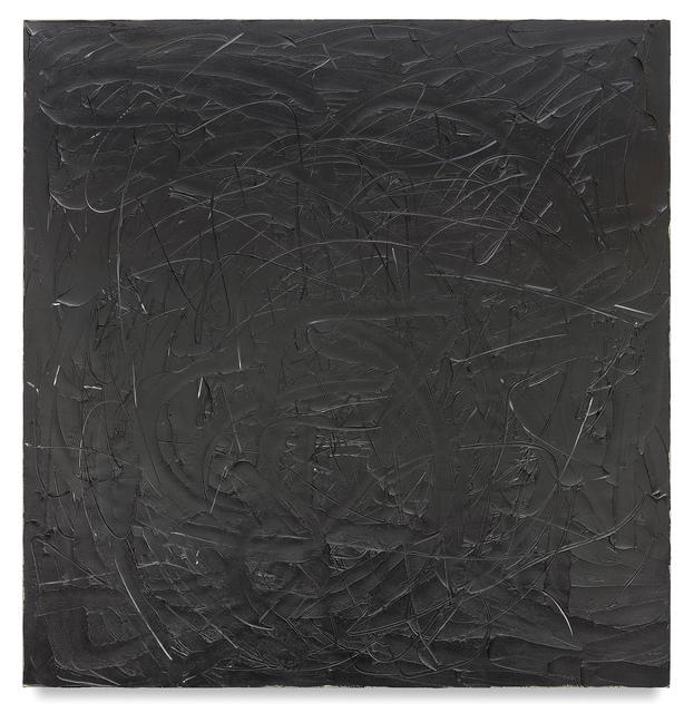 , 'Wall IV,' 2017, Miles McEnery Gallery