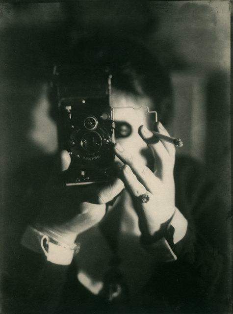 , 'Self-Portrait with Camera,' 1925, Charles Schwartz Ltd.