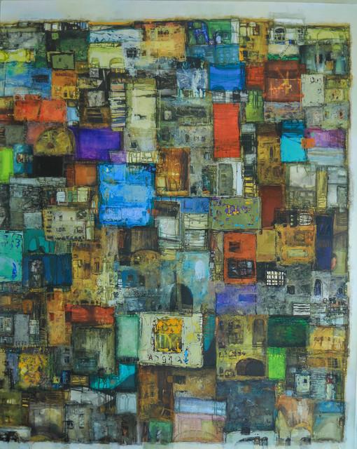 , 'Floating City VIII,' 2017, Addis Fine Art