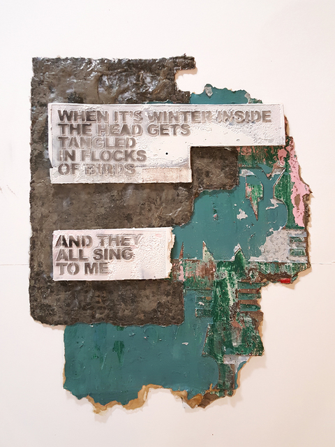 , 'The Stone,' 2018, Zemack Contemporary Art