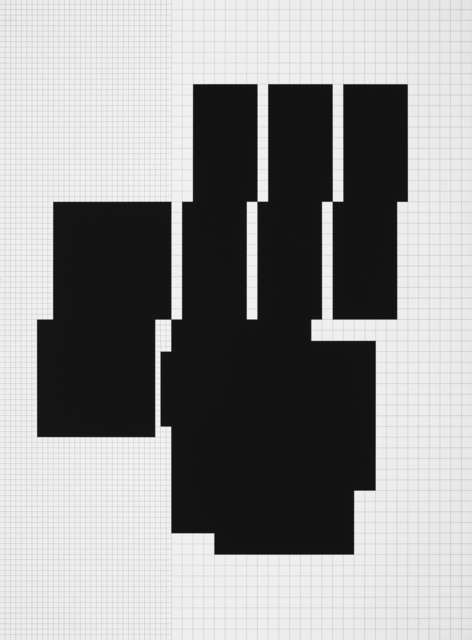, 'Metrische sequenz (1973-75),' 1981, The Mayor Gallery