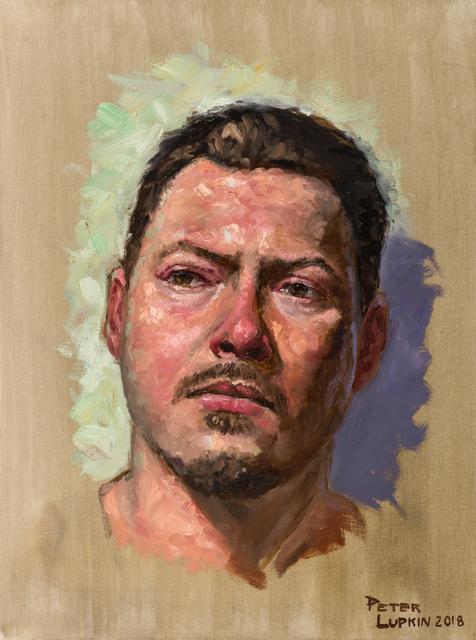 , 'Justino,' 2018, Gallery Victor Armendariz