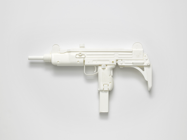 , 'Uzi Submachine Gun,' 2014, ŻAK | BRANICKA