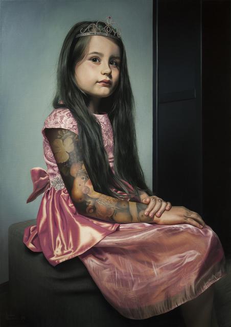 , 'Melancholy,' 2019, RJD Gallery