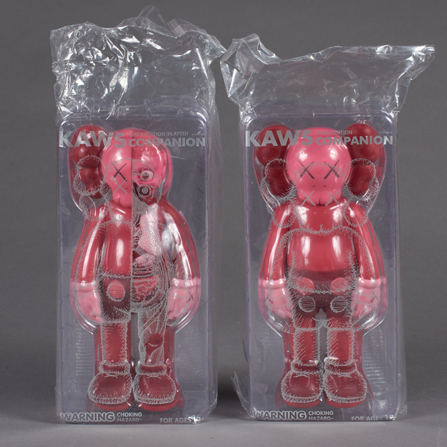 KAWS, 'Companion Blush (Open Edition)', 2016, Doyle
