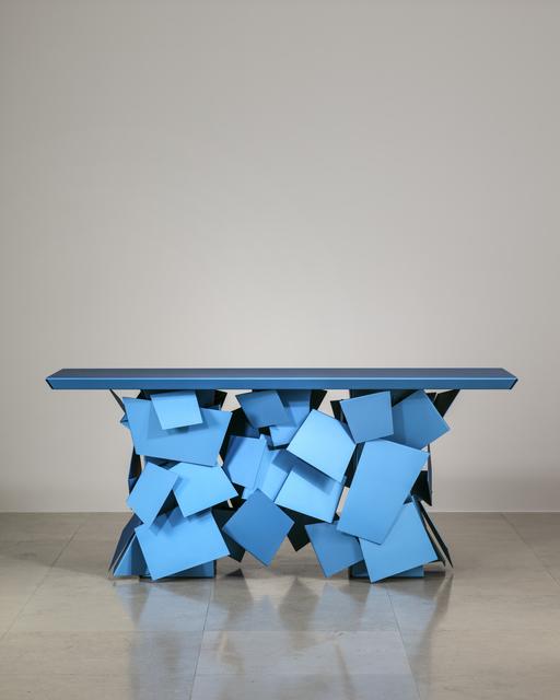 , 'Console Origami,' 2015, Robilant + Voena