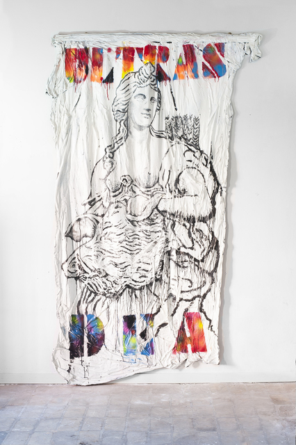 , 'Dea,' 2016, White Noise Gallery