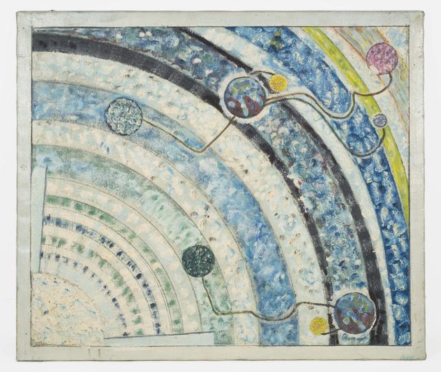 , 'Untitled (Solar system),' ca. 1950, Fleisher/Ollman
