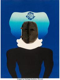 La Mascara, from the Homage to Quevedo Portfolio