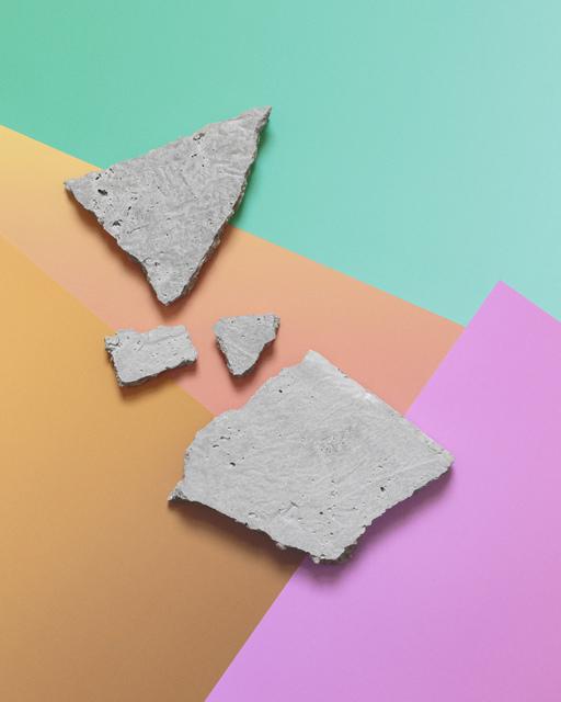 , 'Concrete Compositions (Series1) #1,' 2015, Galerie pompom