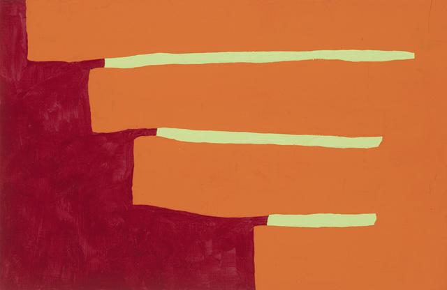 Don Christensen, 'Untitled Comb #2', 2018, Ille Arts