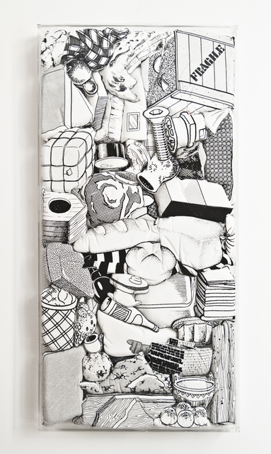 , ' Games, Dance, and the Constructions (soft toys) #22,' 2015, Jane Lombard Gallery
