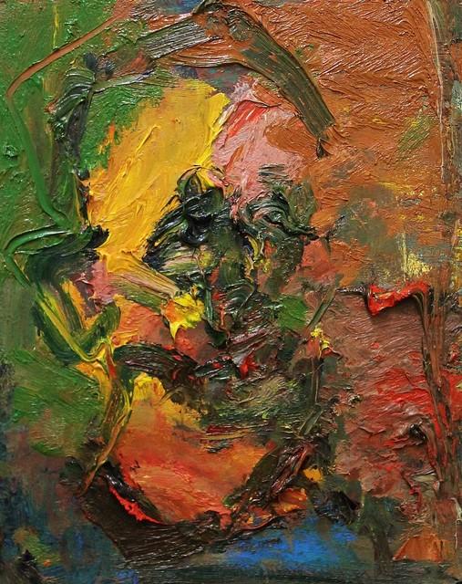 , 'Leigh G ii,' 2017, Castlegate House Gallery