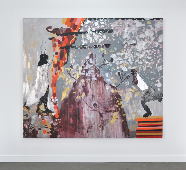 , 'Dante sans Virgile aux Enfers,' 2013, Galerie Christophe Gaillard