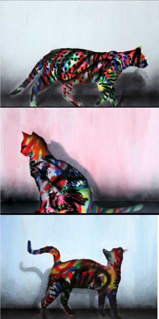 , 'Rainbow Cat (Installation),' , Contessa Gallery