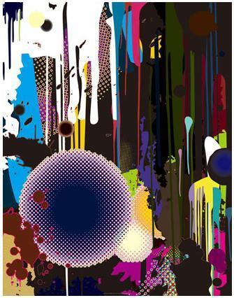 Takashi Murakami, 'Davy Jones' Tear', 2008, MSP Modern
