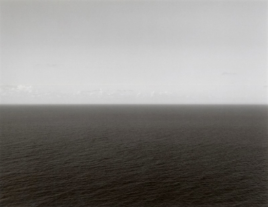 Hiroshi Sugimoto, 'Time Exposed #363 Bakio Bay of Biscay', 1990, Photography, Offset lithograph, [FEUTEU]