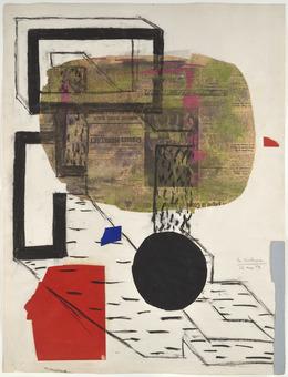 , 'Matchbox,' 1954, Galerie Zlotowski