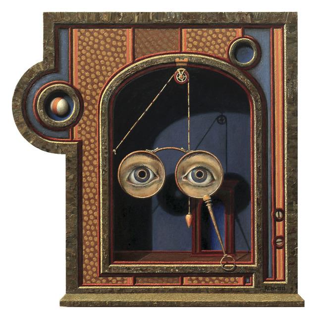 , 'Looking Glass,' 2013, Clark Gallery