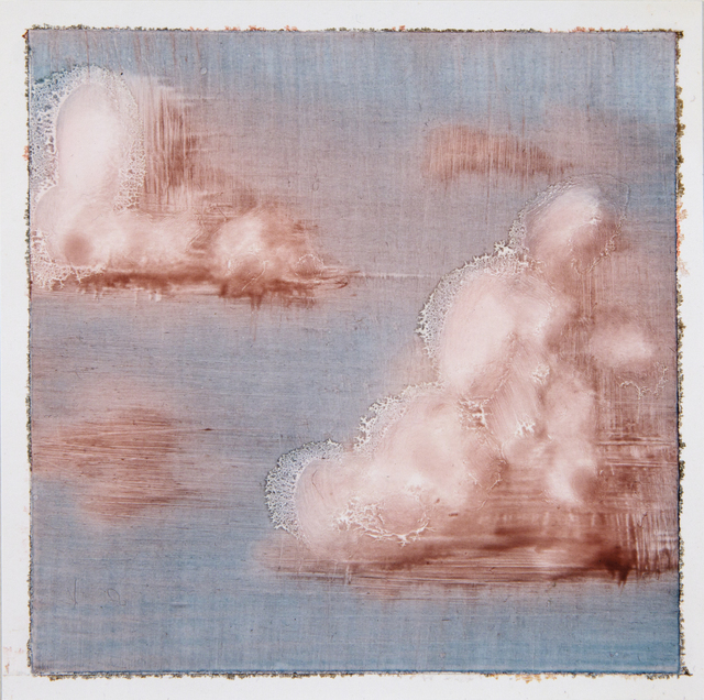 , 'Clouds II,' 2016, Barnard
