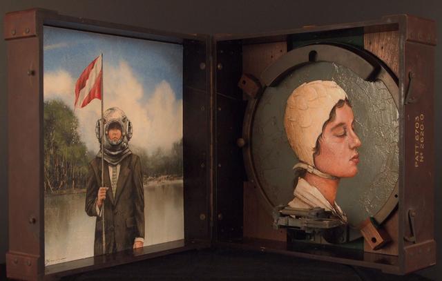 Tyson Grumm, 'Jezabelle Waits', 2015, Sue Greenwood Fine Art