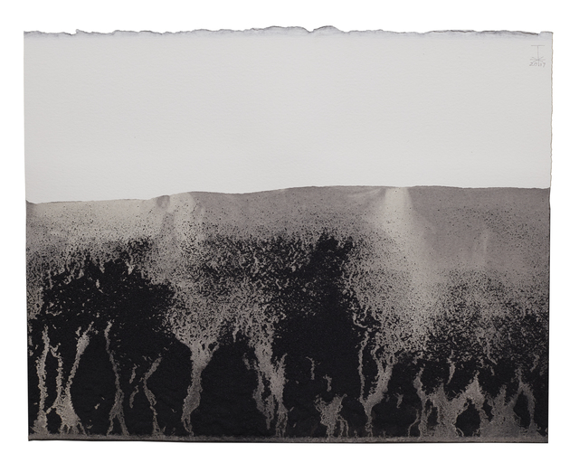 "Teresa Pereda, 'WD 255 ""Water drawing"" Series', 2017, Alejandra von Hartz Gallery"