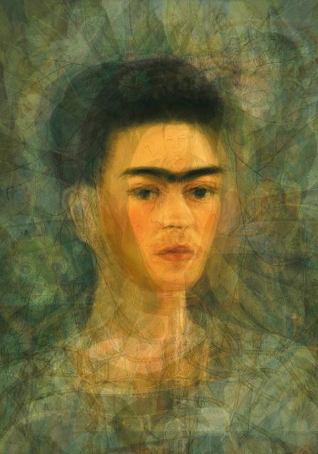 Doug Keyes, 'Frida Kahlo', 2012, Photography, Archival pigment print, G. Gibson Gallery