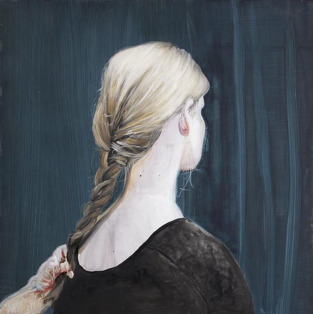 , 'a hand 1,' 2015, Gallery Tsubaki