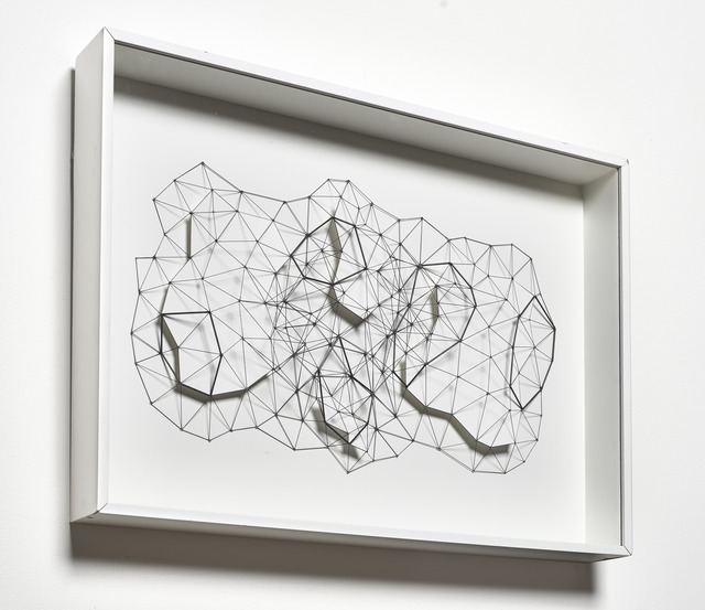 , 'Tres bichos con red,' 2008, Cecilia de Torres, Ltd.