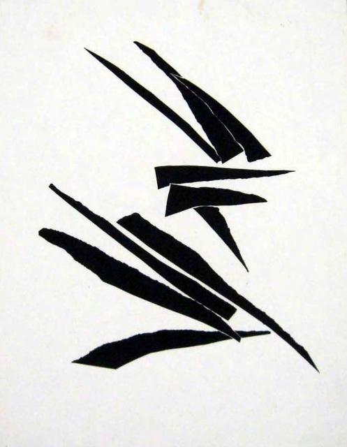 , 'Sauvage,' 1981-1982, Palatina
