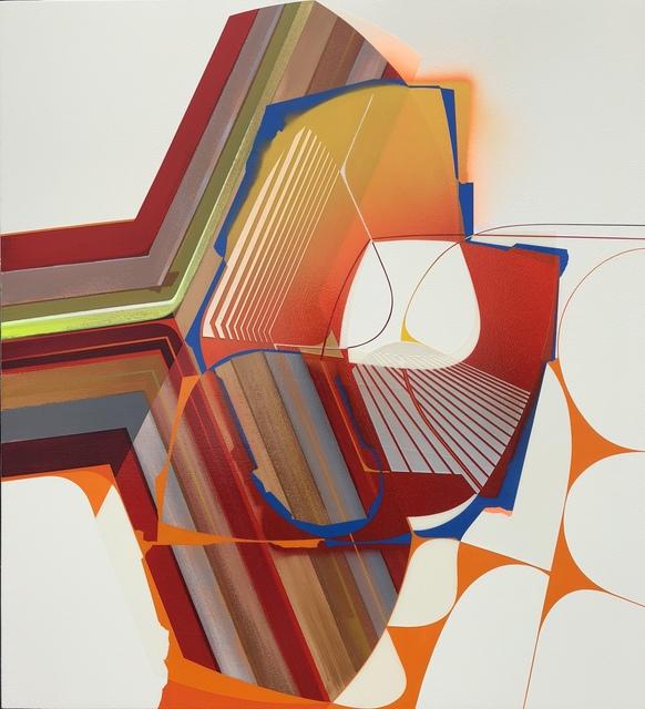 , 'Interrupter,' 2017, Andrea Schwartz Gallery