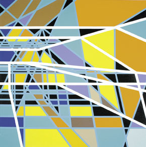 Sarah Morris, 'Pools - Carillon (Miami)', 2004, Schellmann Art