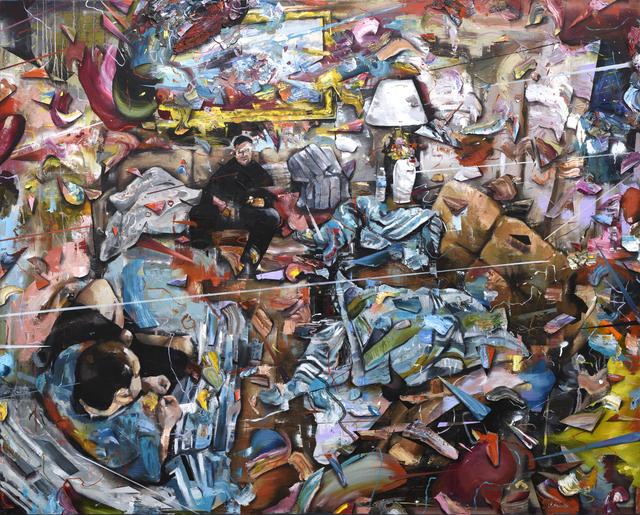", '""into the mystery"",' 2017, Mugello Gallery"