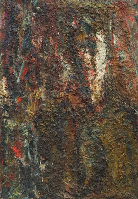 , 'Auto-portrait,' 1962, Daniel Blau