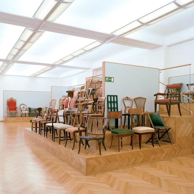, 'Kaiserliches Hofmobiliendepot Wien IV 2002,' 2002, Rena Bransten Gallery