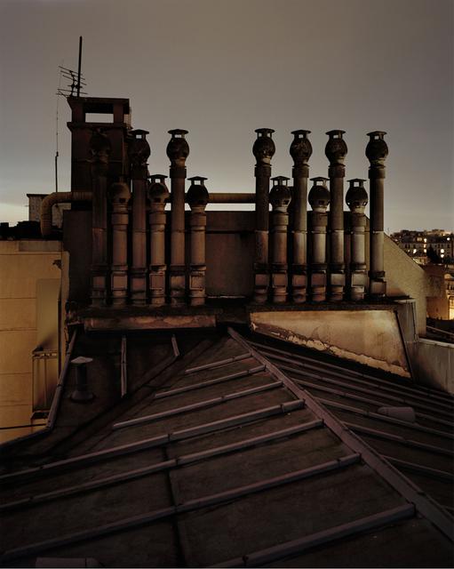 """, '""""Sur Paris"""" #4,' 2010, Galerie Thierry Bigaignon"""