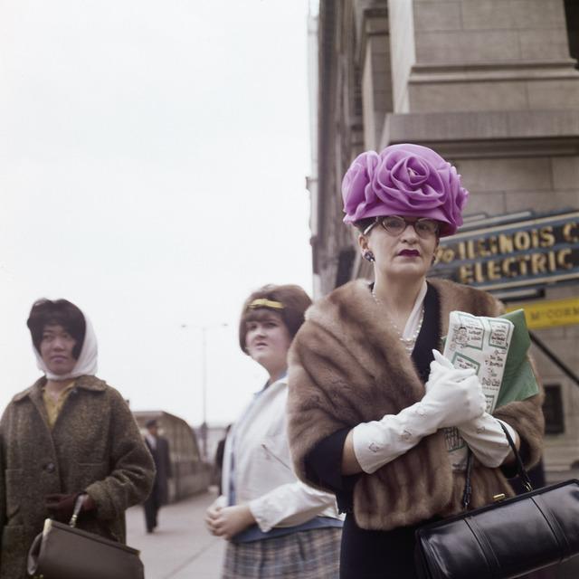 , 'Chicago,' 1962, Les Douches La Galerie