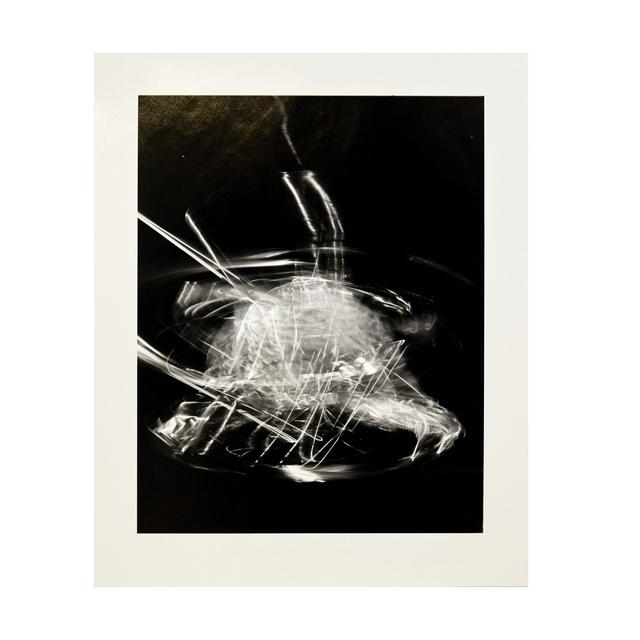 """László Moholy-Nagy, '""""Plexiglas-Mobile in Bewegung"""" Photography', 1943, DADA STUDIOS"""