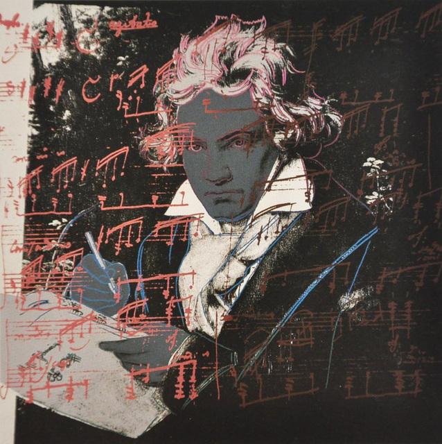 Andy Warhol, 'Beethoven II.391', 1987, OSME Fine Art